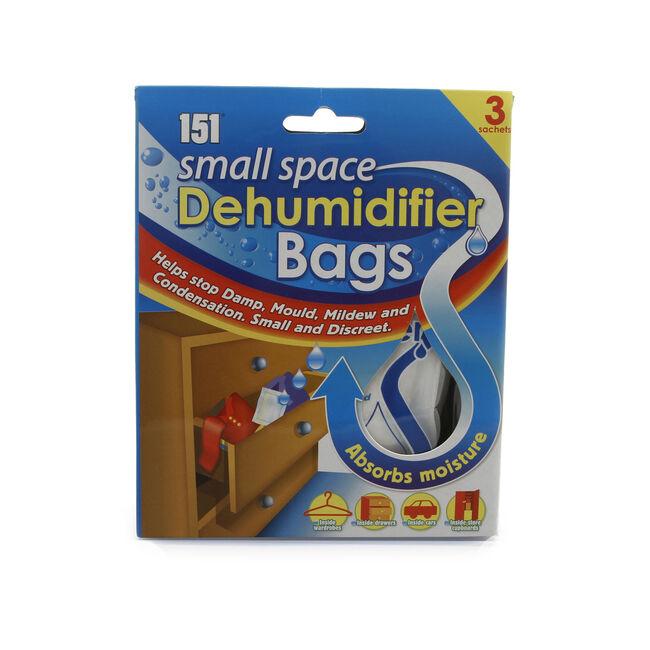 Dehumidifier Bags 2 Pack