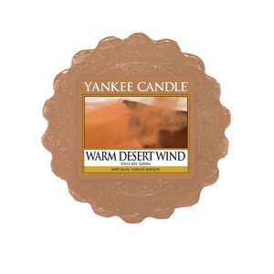 Yankee Candle Warm Desert Wind Tart
