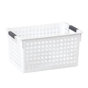 Connect Storage Basket White 6L