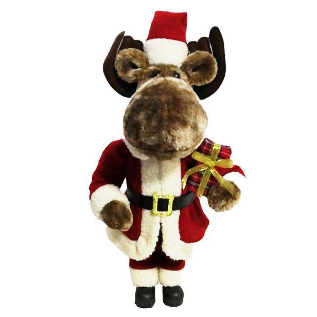Standing Christmas Reindeer 45cm