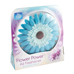 Free Standing Flower Power Air Freshener