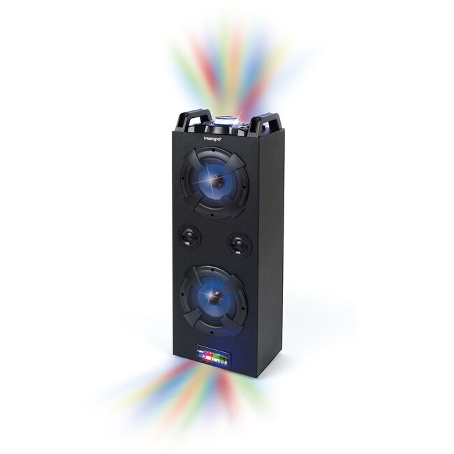 Intempo Lightup Portable Party System