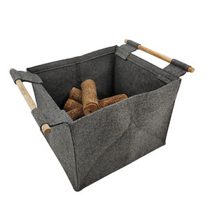 Silverflame Foldable Firewood Carry Bag
