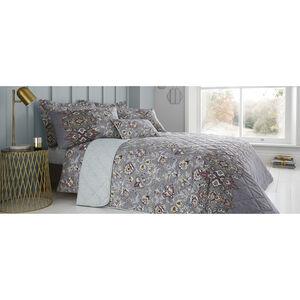 Sinead Grey Bedspread 200cm x 220cm