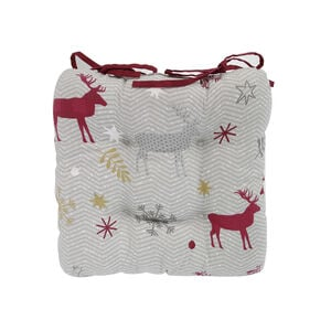Festive Wonderland Kitchen Seat Pad