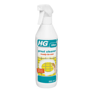 HG 0.5L Ready To Use Grout Cleaner