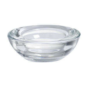 Bolsius Glass Round Tealights Holder