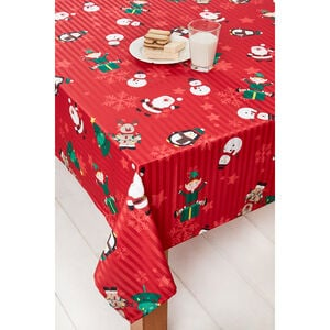 Snow Friends Table Cloth 160 x 229cm