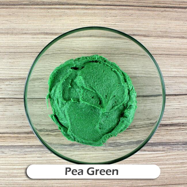 PME Pea Green Colour Food Paste 25g