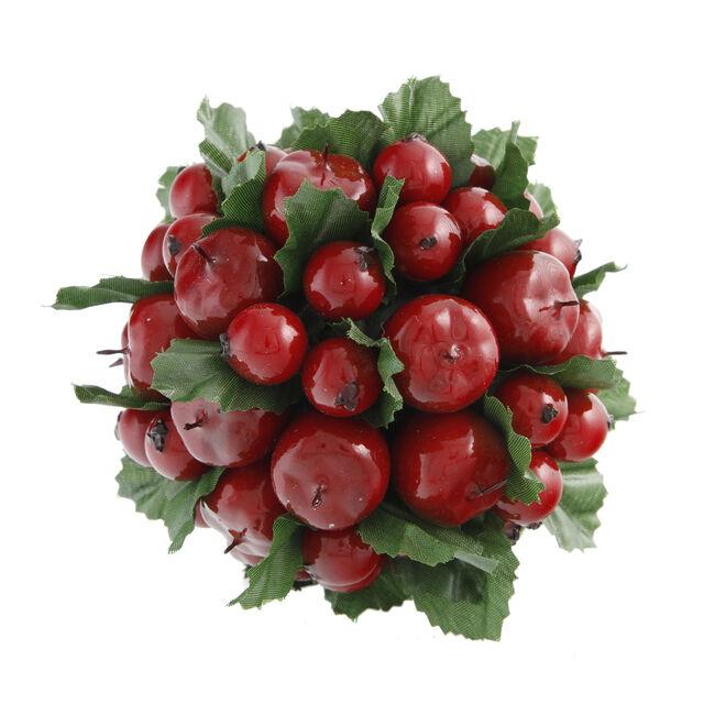 Christmas Berry Ball 10cm