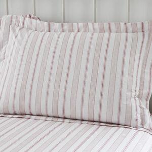 Eadaoin Blush Oxford Pillowcase Pair
