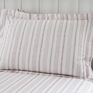 Eadaoin Oxford Pillowcase Pair - Blush
