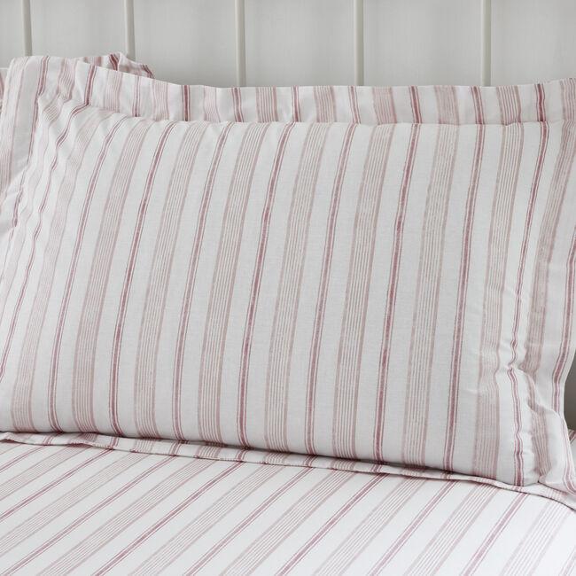 Eadaoin Oxford Pillowcase Pair - Blush