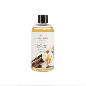 Wax Lyrical Vanilla Flower Reed Diffuser Refill