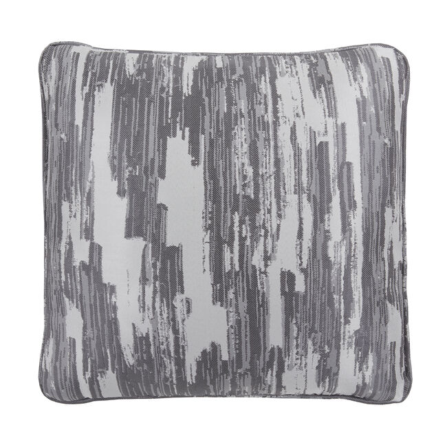 Etch Cushion 45x45cm - Charcoal