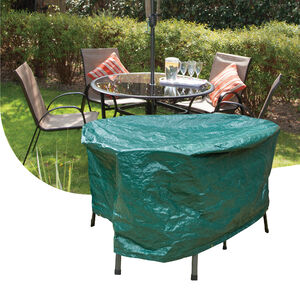 3 Seater Patio Set Cover 100GSM