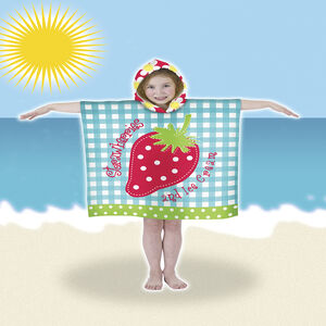 Kids Micro Beach Poncho