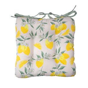 Lemons Kitchen Seat Pad