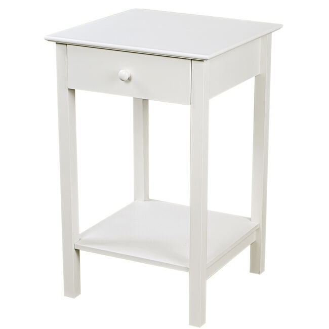 Heritage Anais Square Side Table