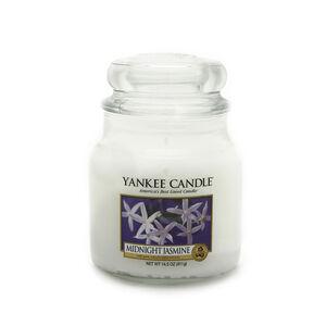 Yankee Midnight Jasmine Medium Jar
