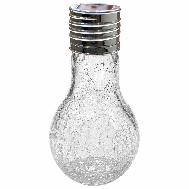 Crackle Bulb Solar Light