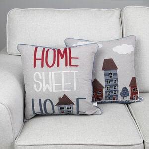 Home Sweet Home Cushion Cover 2 Pack 45x45cm