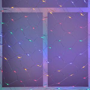 180 Multi Colour LED Chaser Net Lights
