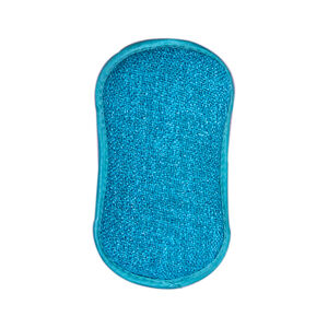 Gleam Clean Microfibre Cleaning Pad - Blue