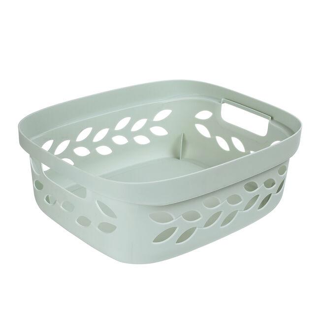 EZY Storage Fleur Basket 4L - Pistachio