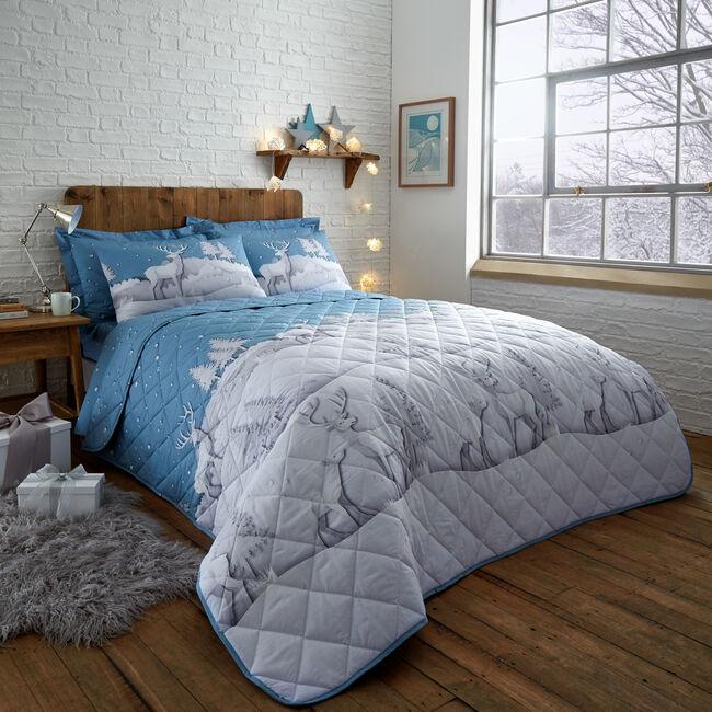 Origami Stag Bedspread 200 x 220cm