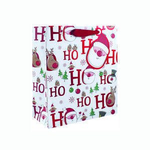 Medium Hohoho Gift Bag