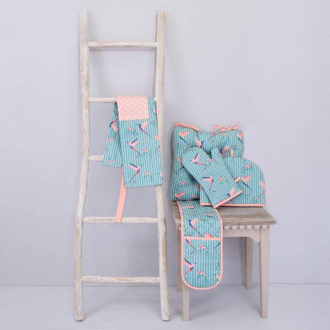 Hummingbird Kitchen Seat Pad