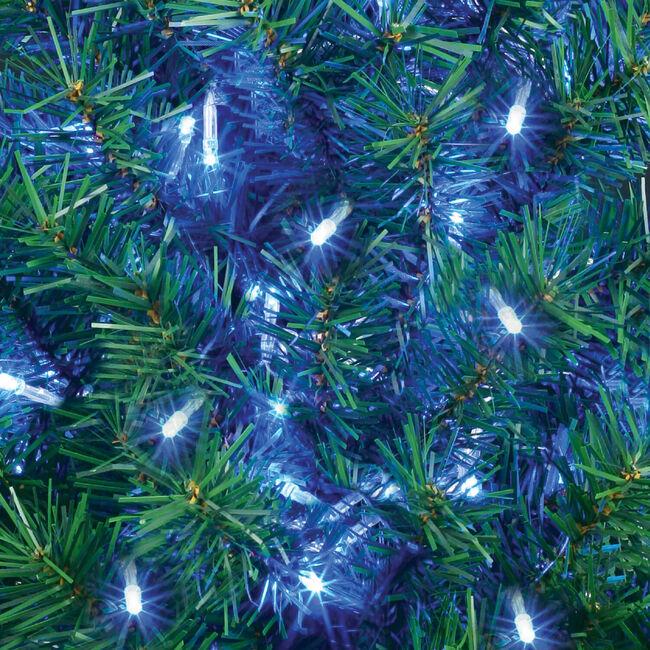 200 Ultra Bright LED Chaser Lights Blue