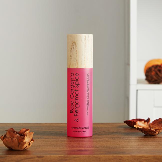 Rose Gardenia & Bergamot Room Spray 100ml
