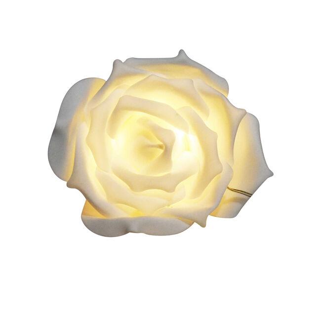 5 LED Decorative Rose Light