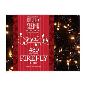 480 Amber LED Firefly Light