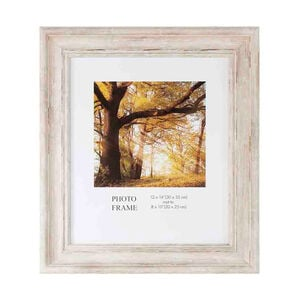 Wren Photo Frame with Mount 8x10""