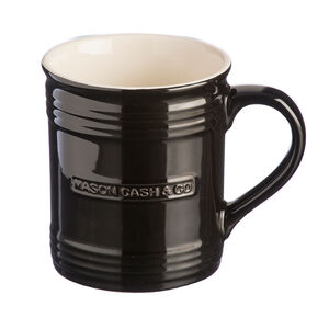 Mason Cash Black Mug