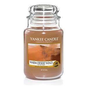 Yankee Candle Warm Desert Wind Large Jar