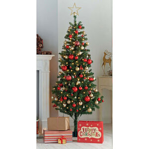 Slim Christmas Tree 6Ft