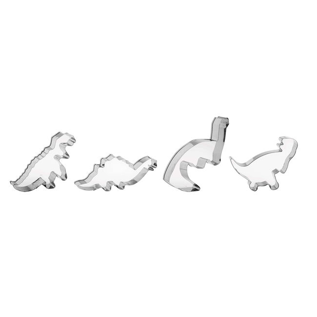 Mason Cash Dinosaur Cookie Cutters