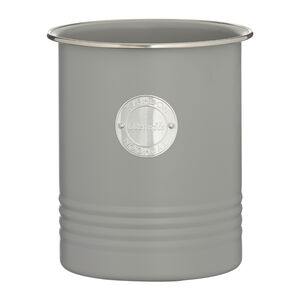 Typhoon Living Utensil Pot - Grey