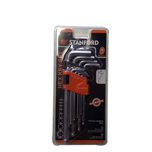 9PC Ball Point Hex Key Set