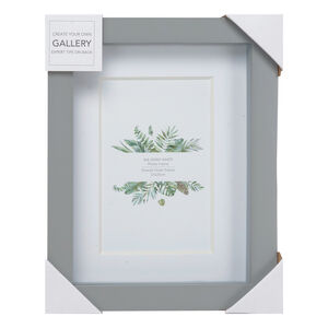 Jenny Grey Photo Frame 4x6""