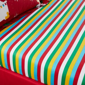 ELF TRICKS Single Fitted Sheet