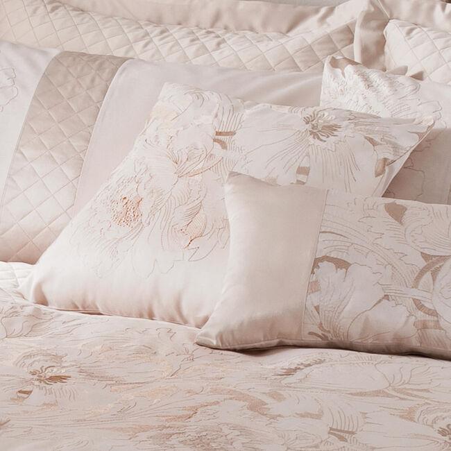Classical Floral Cream Cushion