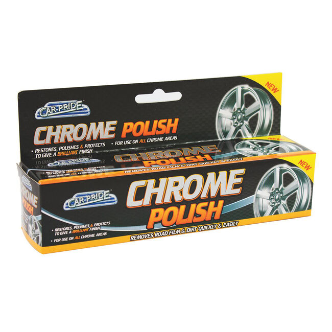 Chrome Polish In A Tube