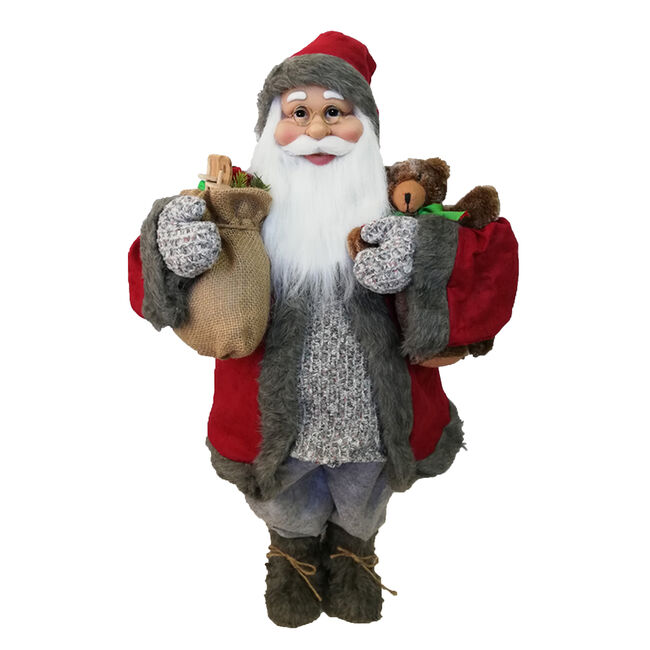 Woodland Santa 90cm
