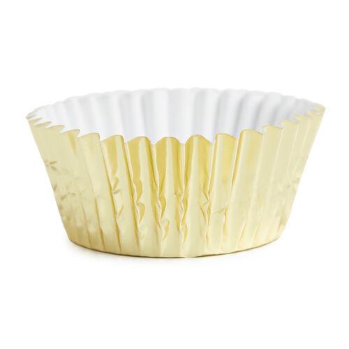 PME Metallic Cupcake Cases 30 Pack - Gold
