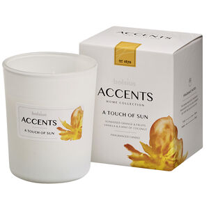 Bolsius Scented Candle A Touch Of Sun